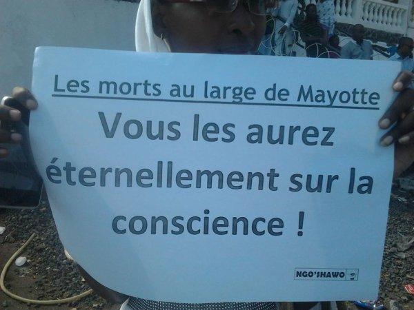 """""""DÉPARTEMENT DE MAYOTTE"""", UNE IMPOSTURE SELON L'ONU, UN DRAME DE PLUS DE 10000 MORTS ENTRE ANJOUAN ET MAYOTTE"""