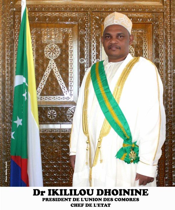 COMMUNIQUE DU CDISCOM (Collectif de Défense de l'Intégrité et de la Souveraineté des Comores) SUR LA CRISE ELECTORALE