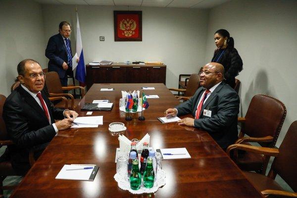 Lavrov rappelle à la France que son contrôle sur Mayotte est «illégitime»