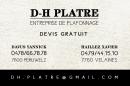 Photo de DH-Platre
