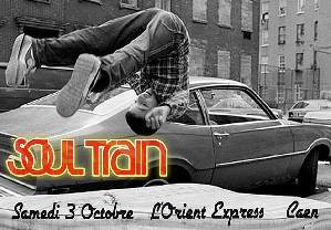 10éme édition de la Soul Train Tribute à CAEN