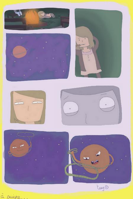 Voyage galactique (PART 1)   (music)