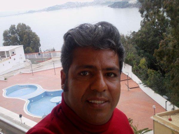 Kamel SAOUDI...à L'hotél Rym El Djamil à Annaba En Algerie Le 18.02.2013