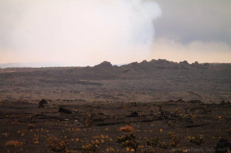Conséquence Volcanique