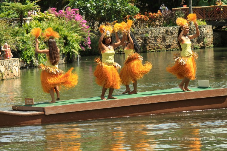 les Danses Pacifique