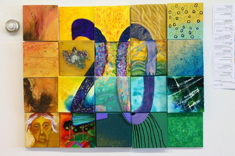 Exposition : 20 lumière, 20 couleurs