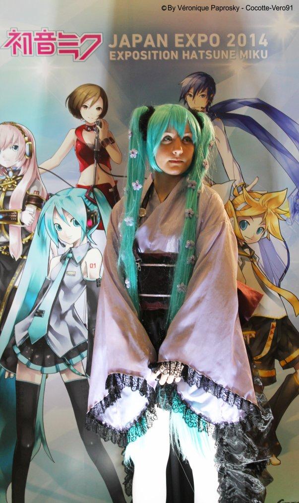 Mon 1er Japan Expo 2014