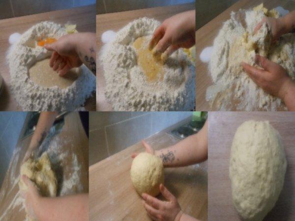 la pâte a brioche