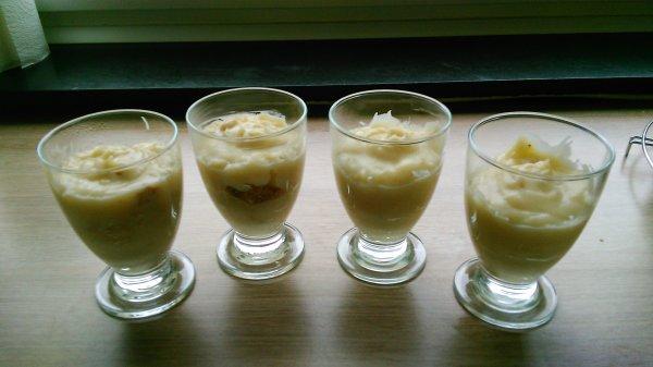 la crème patissière