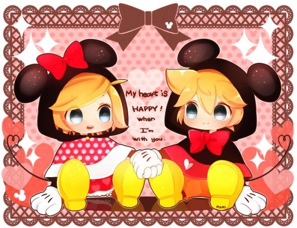 Bonne Saint Valentin les Amoureux !!!