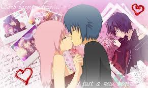 Chapitre 2: un baiser innatendu.