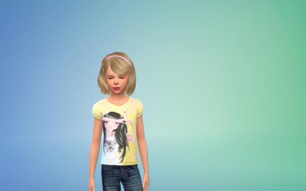 """T-Shirt """"Top Model"""" 2!"""