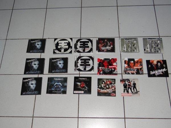 Vente affaires Tokio Hotel