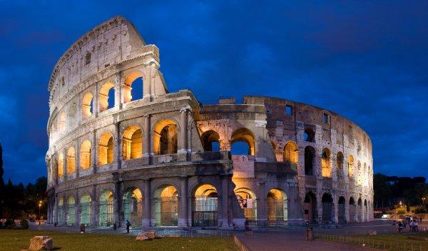 Rome <3  La ville éternelle ou  La ville aux sept collines