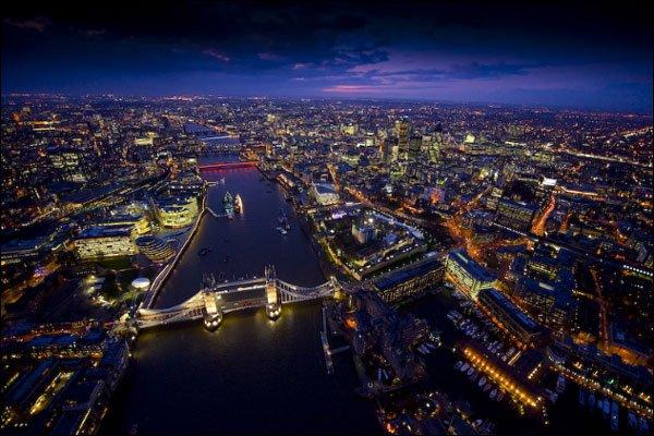 Londres <3 Le miroir du monde