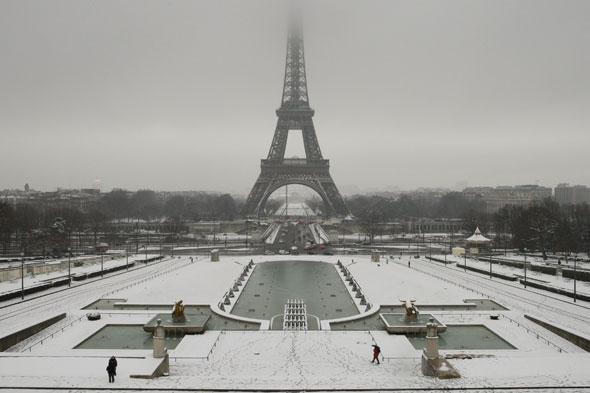 Un amour à Paris chapitre 1