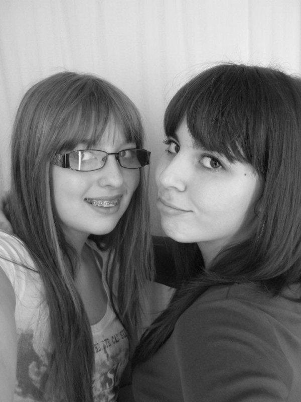 Tess & moi <3