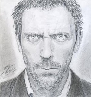 Hugh Laurie (Docteur House) (2008)