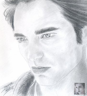 Robert Pattinson de (Twilight) 2009