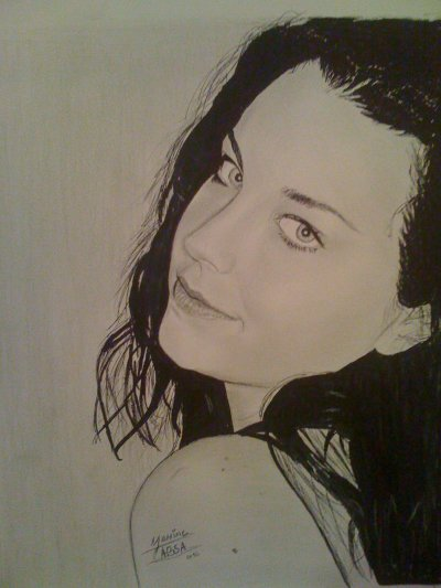 Amy Lee -Evanescence- (2012)