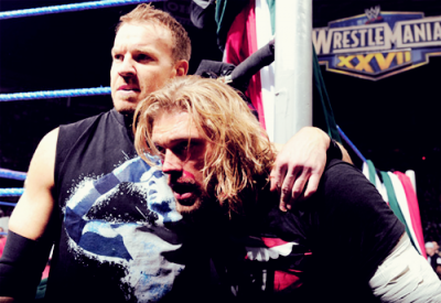 Edge et Christian