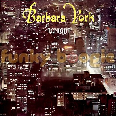 Barbara York - Tonight (Radio Version)