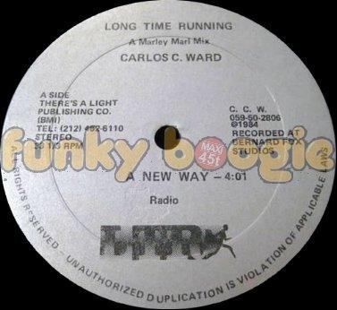Carlos C. Ward - A New Way (Radio)