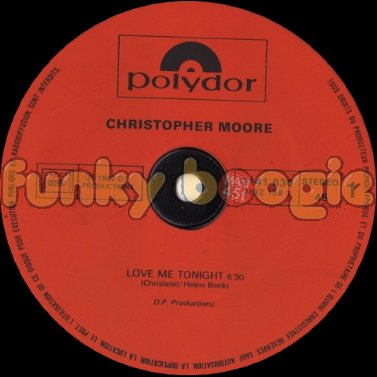 Christopher Moore - Love Me Tonight