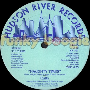 Cutty - Naughty Times (Vocal)