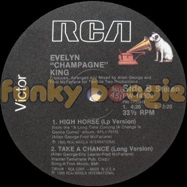 """Evelyn """"Champagne"""" King - Take A Chance (Long Version)"""