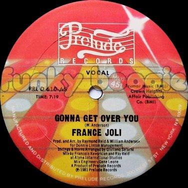 France Joli - Gonna Get Over You (Vocal)