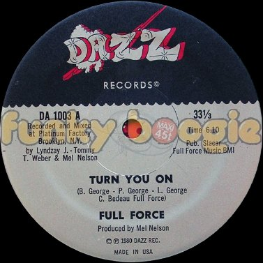 Full Force - Turn You On