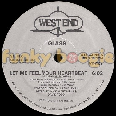 Glass - Let Me Feel Your Heartbeat (Vocal)
