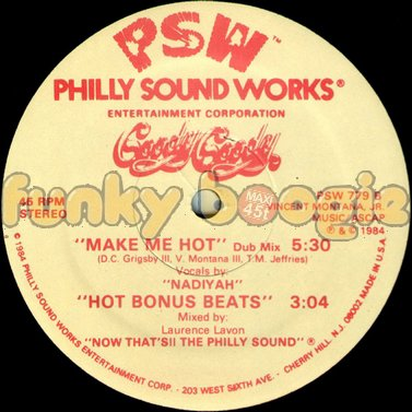 Goody Goody - Make Me Hot (Dub Mix)
