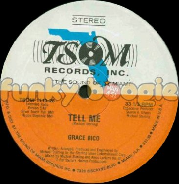 Grace Rico - Tell Me (Extended Radio Version)