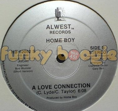 Home Boy - A Love Connection (Long Version)