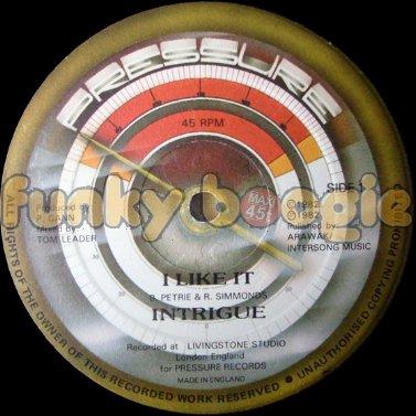 Intrigue - I Like It