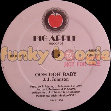 J.J. Johnson - Ooh Ooh Baby
