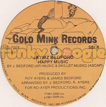 Jaymz Bedford - Happy Music