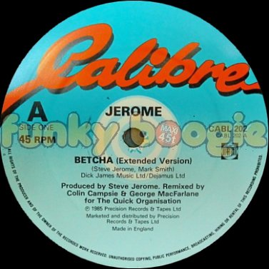 Jerome - Betcha (Extended Version)
