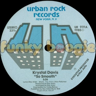 Krystal Davis - So Smooth
