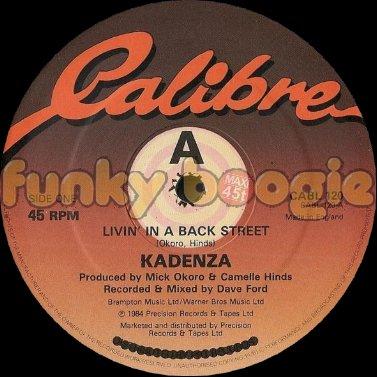 Kadenza - Livin' In A Back Street