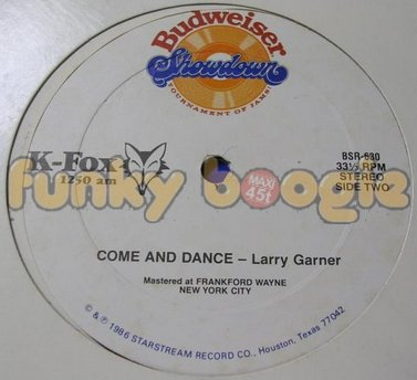 Larry Garner - Come And Dance