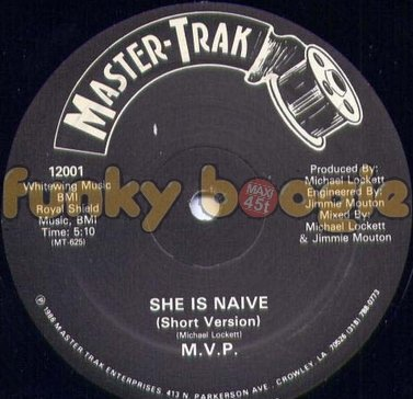 M.V.P. - She Is Naive (Short Version)
