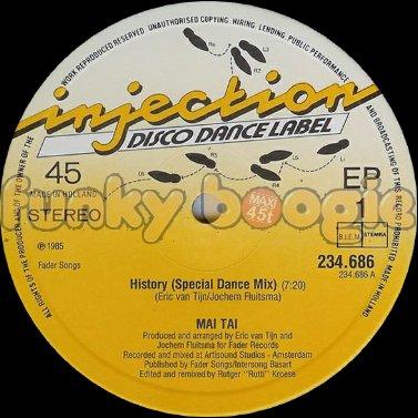 Mai Tai - History (Special Dance Mix)