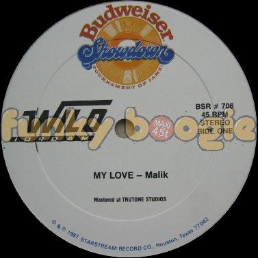 Malik - My Love