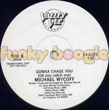 Michael Wycoff - Gonna Chase You (Till You Catch Me) (Vocal)