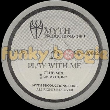 Myth - Play With Me (Club Mix)