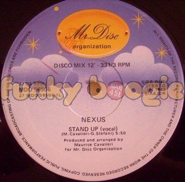 Nexus - Stand Up (Vocal)