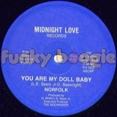 Norfolk - You Are My Doll Baby